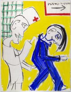 Colard (dates inconnues) - Sans titre, 1959